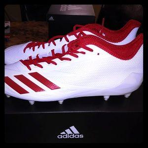 Adidas Adizero 5-star 7.0 Size 15 mens cleats BNIB